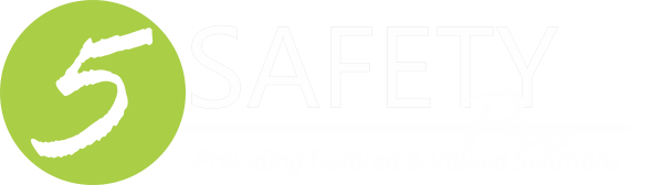 five safety logo